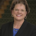 Photo courtesy of Marketing and Communications  Office New Provost Debbie Ricker