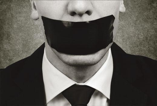 Media suppressions: A two-sided issue