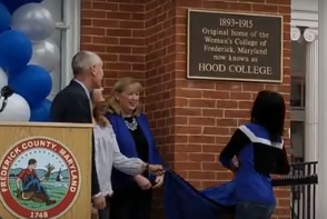 VIDEO: Hood College 125th Opening Ceremony